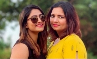 Shivani Narayanan's mom Akila's latest photos overtake hers in likes