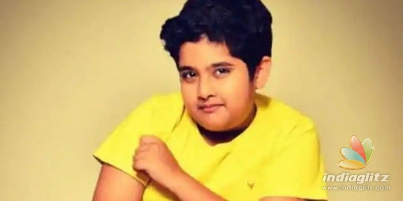 Sasural Simar Ka Child Actor Shivlekh Singh Dies In A Car Accident