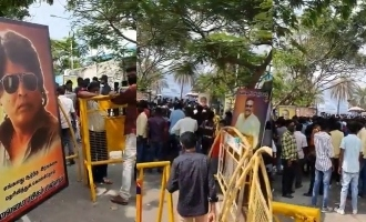 Chennai police take action cinema shooting without follow corona restrictions
