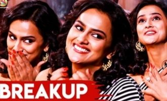 I Did Email Breakup With My EX : Shraddha Srinath Opens Up