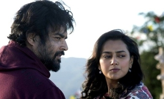 Here's what Shraddha Srinath thinks about her pairing with Madhavan in 'Maara'.