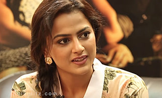 I was so nervous shooting intimate scenes with Maddy : Shraddha Srinath Interview