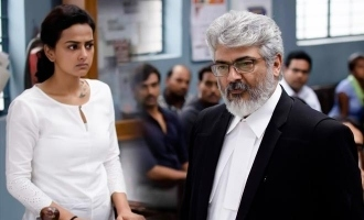 Shraddha Srinath praises Thala Ajith on this special day!