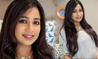 Shreya Ghoshal gets emotional sharing new photos of her advanced pregnancy