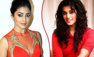 Shriya Saran and Tapsee Pannu together in Bollywood