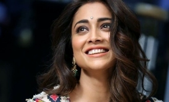 Shriya's most memorable romantic moment!