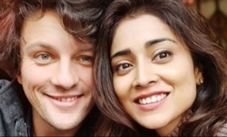 Shriya shares husband's  COVID 19 symptoms and doctor's shocking behavior