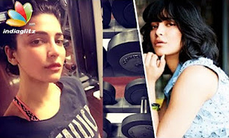 Lip surgery and 8kg Weight gain : Latest talk about Shruthi Hassan