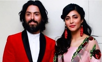 Shruti Haasan and Michael Corsale breakup!