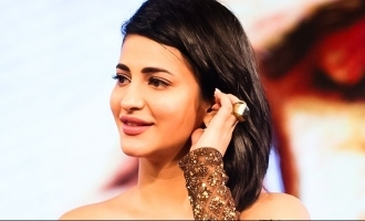 Shruti Haasan ventures into Hollywood!