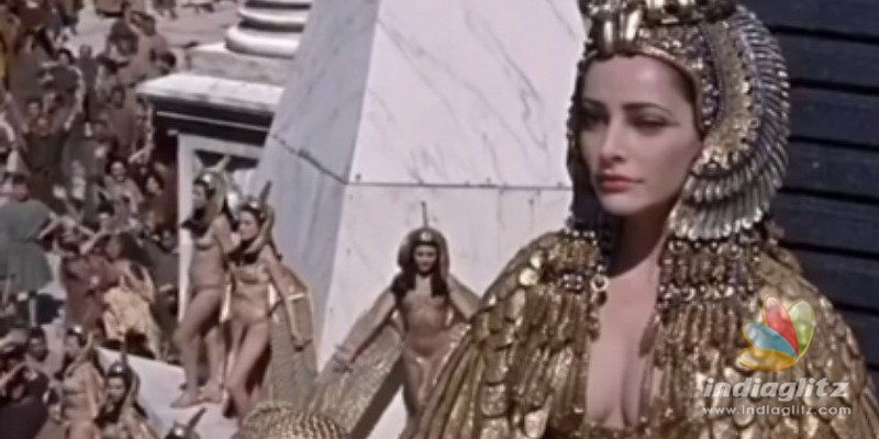 Shruti Haasans awesome transformation into Queen Cleopatra video goes viral