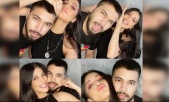 Shruti Haasan shares latest intimate lockdown photos with boyfriend