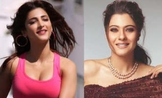 Shruti Haasan and Kajol team up for an exciting debut