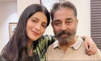 Shruti Haasan's emotional reaction about Kamal Haasan after the election results