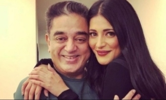 Shruti Haasan's new rendition of Kamal's classic song video is awesome