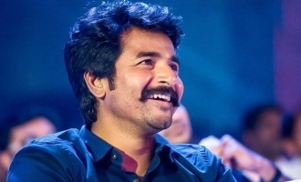 Popular serial actor sings for Siva Karthikeyan!