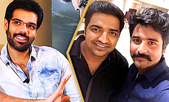 Sivakarthikeyan was shocked when Sathish was cast : Sibiraj Interview