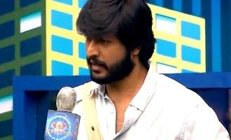 """Neenga adakkama irukingala?"" - Cibi questions Thamarai and defends Shruthi!"