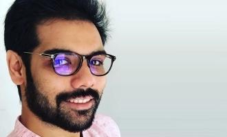 சிபிராஜ் ஜோடியாக நடிக்கும் விஜய் பட நாயகி!