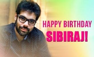 Happy Birthday Sibiraj!