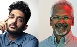 Sid Sriram turns music director for Maniratnam!