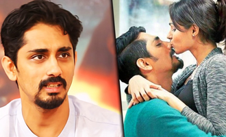 It's an A-film, why shouldn't liplock be shown? Siddharth Interview