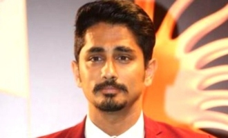 Siddharth announces deleting Twitter account!