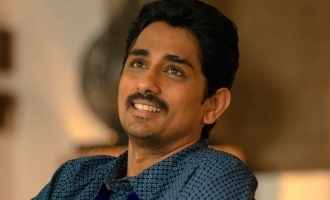 """Actor Siddharth opens up about his role in Mani Ratnam's """"Navarasa""""!!"""