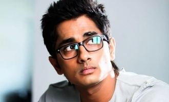Siddharth's next release announced!
