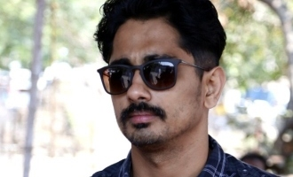 Siddharth joins the cast of this mega bilingual!