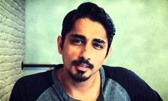 மீண்டும் ஒரு குஜராத்தி தப்பியோட்டம்: நடிகர் சித்தார்த் காட்டம்