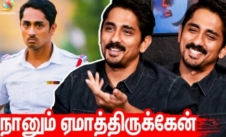 Siddharth traffic constable troll interview