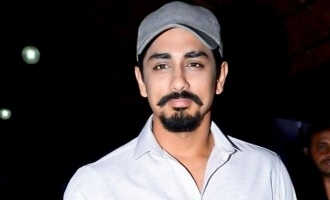 Siddharth shares a video that claims him dead! - Details here