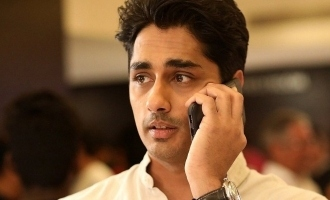 Shocking ! Rape and death threats made to actor Siddharth