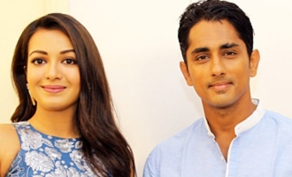 Siddharth, Catherine Tresa's New Movie Pooja