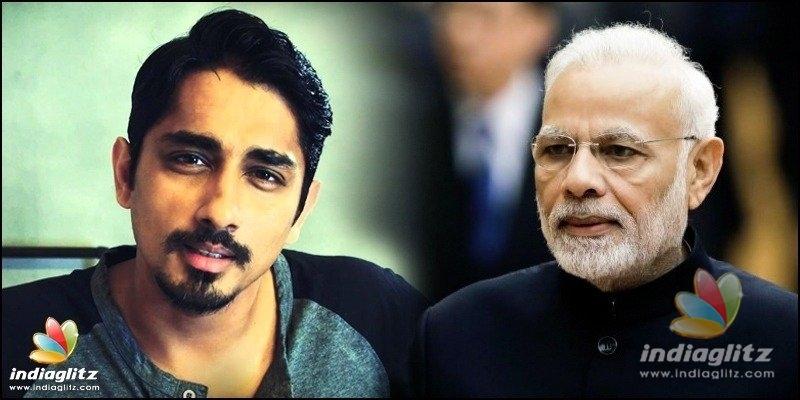 They are Shakuni and Duryodhana! Siddharth attacks Modi and Amit Shah!