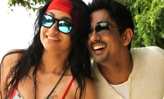Siddharth and Trisha to pair again?
