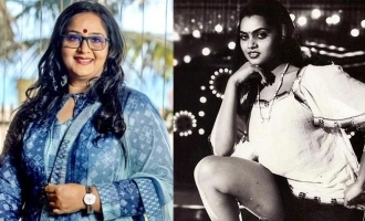Actress Radha pens a heartfelt note on Silk Smitha's death anniversary
