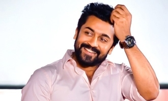 Exciting update on Suriya's next release!