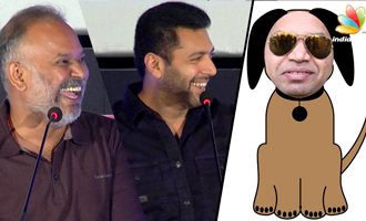 Premgi Amaren is a 'Dog' : Venkat Prabhu and Jayam Ravi speech at Simba Audio Launch
