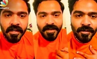 Simbu's Request to his Fans