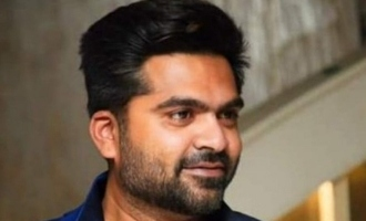 Simbu's emotional message to fans after a long time - video