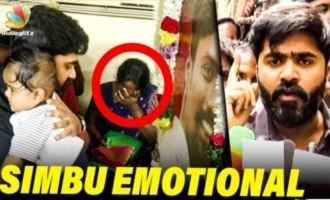 Simbu Crying and Emotional Speech