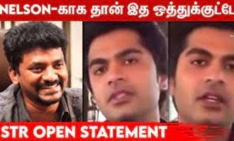Simbu shares about his close friendship with 'Doctor' Nelson- Video goes viral