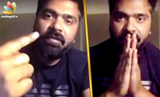 I'm sorry if I did anything wrong : Simbu Emotional Speech