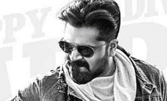 Simbu's new movie title with a Mani Ratnam touch