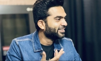 Simbu gets a priceless gift from his little sweetheart - video goes viral