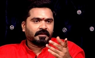 Simbu's request to fans!