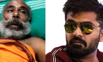 Simbu's generous contribution to help actor Thavasi!