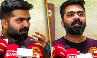 My Next Move for Cauvery Issue : Simbu Bold Speech
